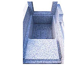 石棺(みかげ石)
